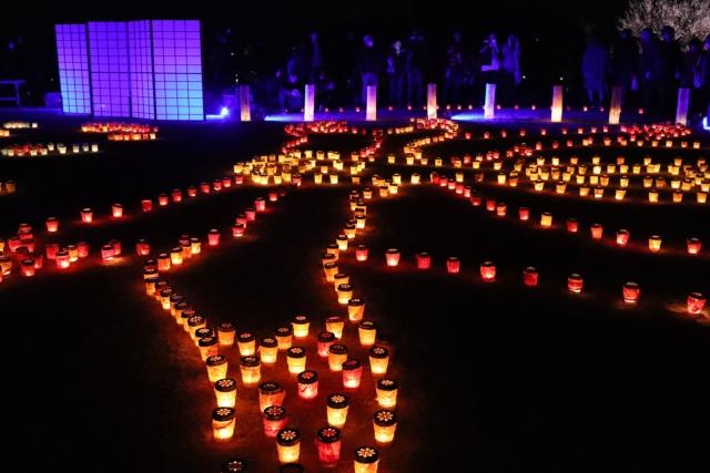 偕楽園夜梅祭
