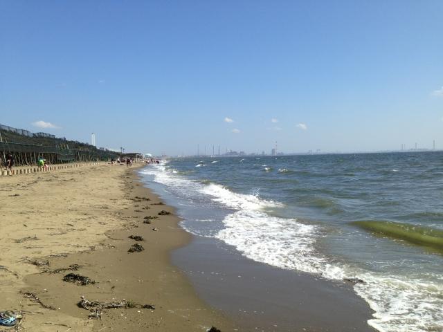 稲毛海岸5.5祭り