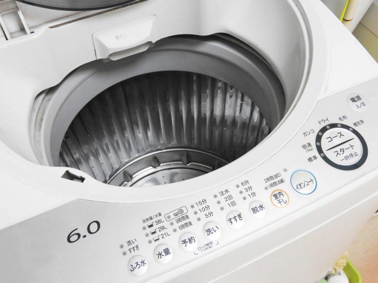 6キロ 洗濯機 毛布
