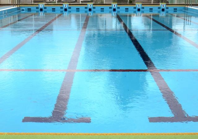 市民プール 水着 選び方 女性