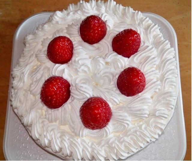 ケーキ冷蔵庫野菜室