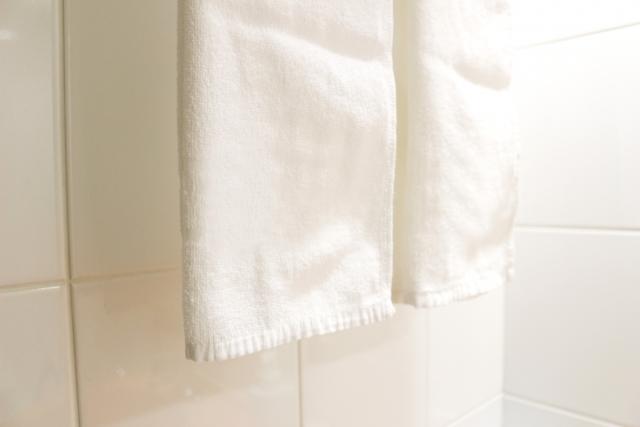 トイレ タオル 洗濯頻度