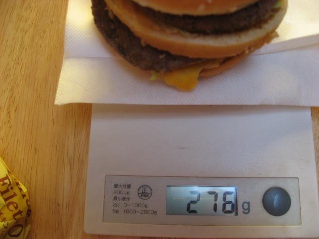 マクドナルド 太る 理由