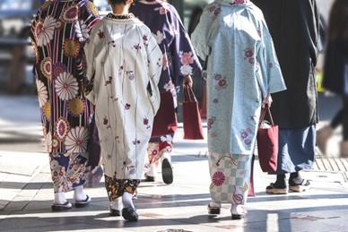 飛幡神社 初詣