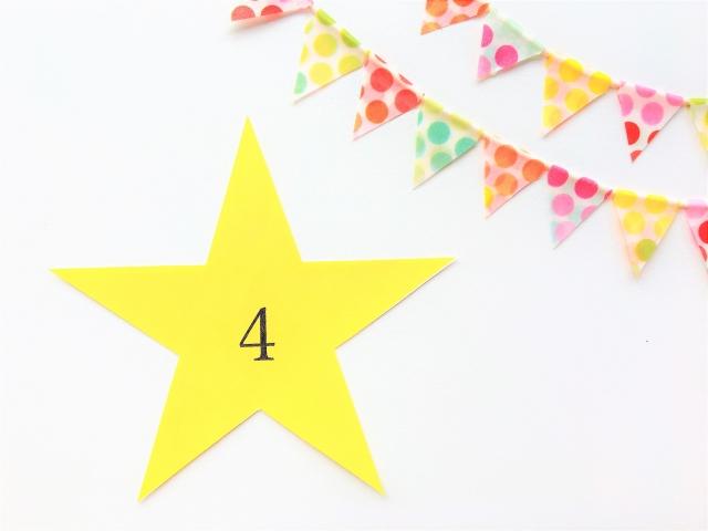 4歳 子供 誕生日メッセージ 保育士
