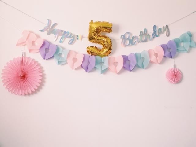 5歳 誕生日メッセージ 保育士